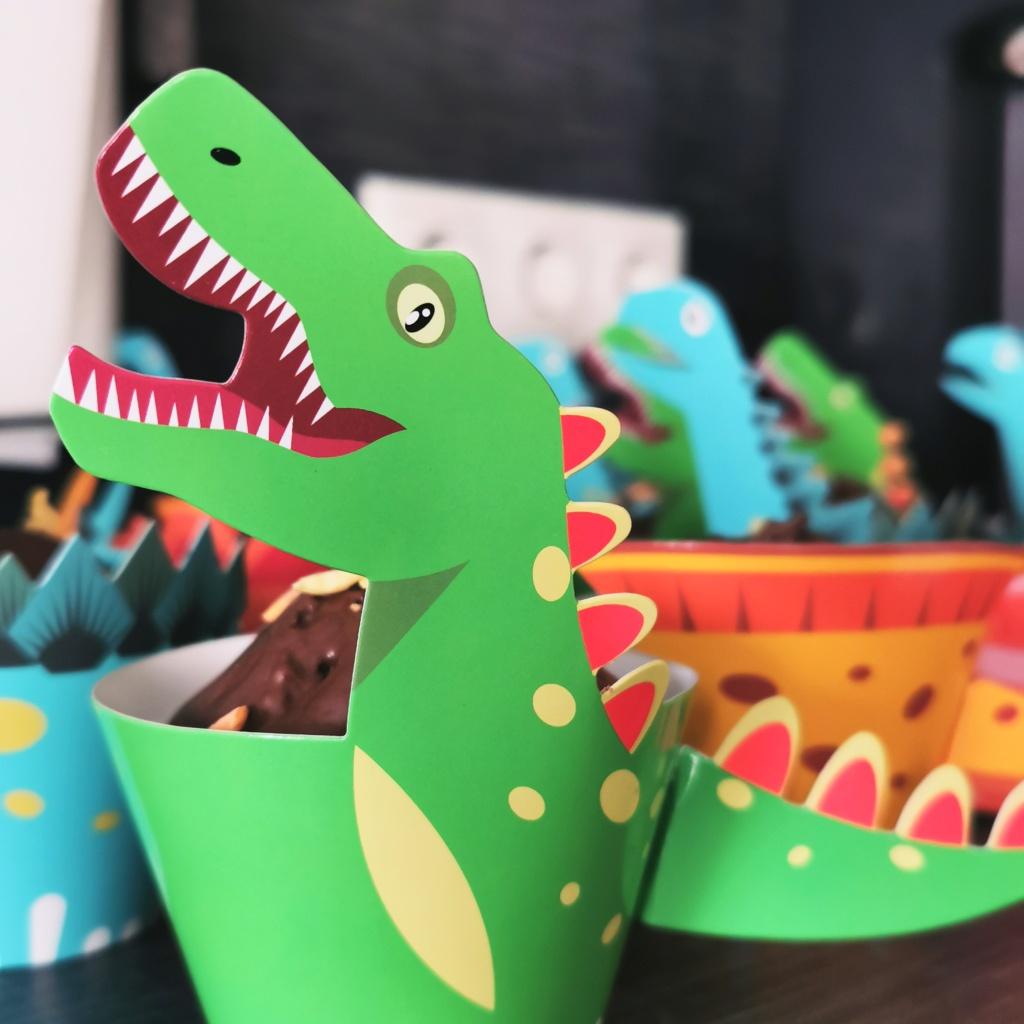 Motto Party Kindergeburtstag Dino Party – MUTTER GEISSLEIN